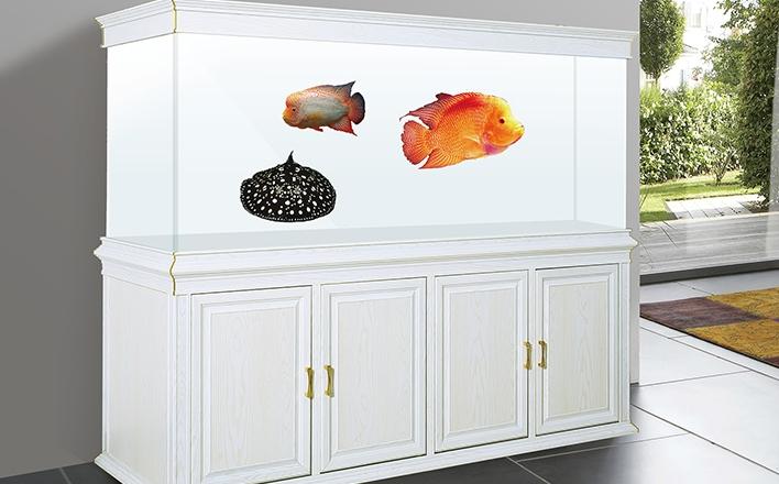 全铝鱼柜定制