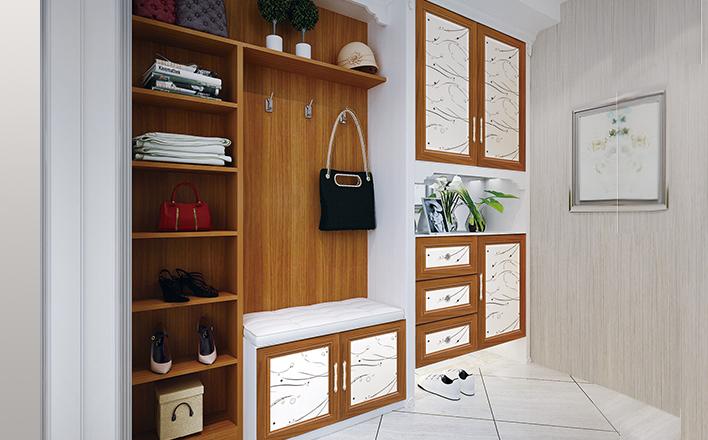 订制铝合金衣柜