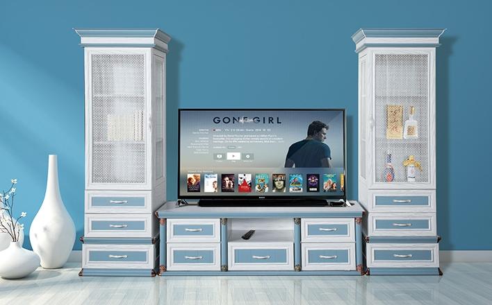 铝合金电视柜